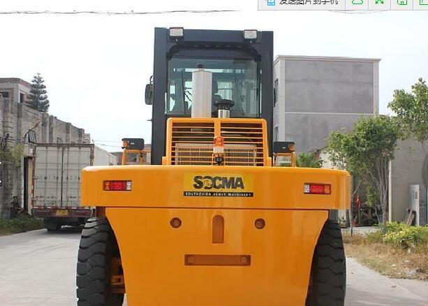 嘉兴15吨叉车租赁15吨国产叉车出租15吨重叉车