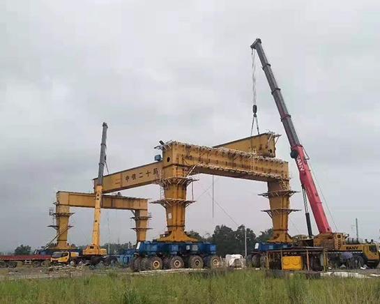 嘉兴铁路工程施工