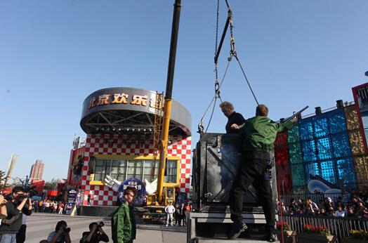 嘉兴100吨吊车出租案例
