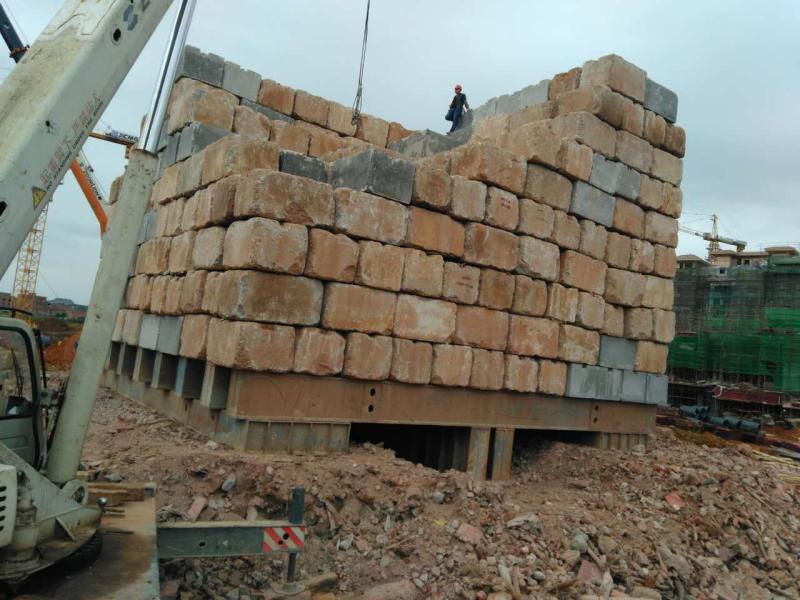 嘉兴木方吊装施工