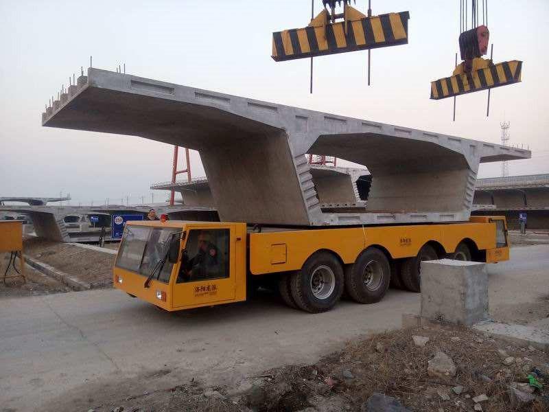 嘉兴桥梁吊装施工
